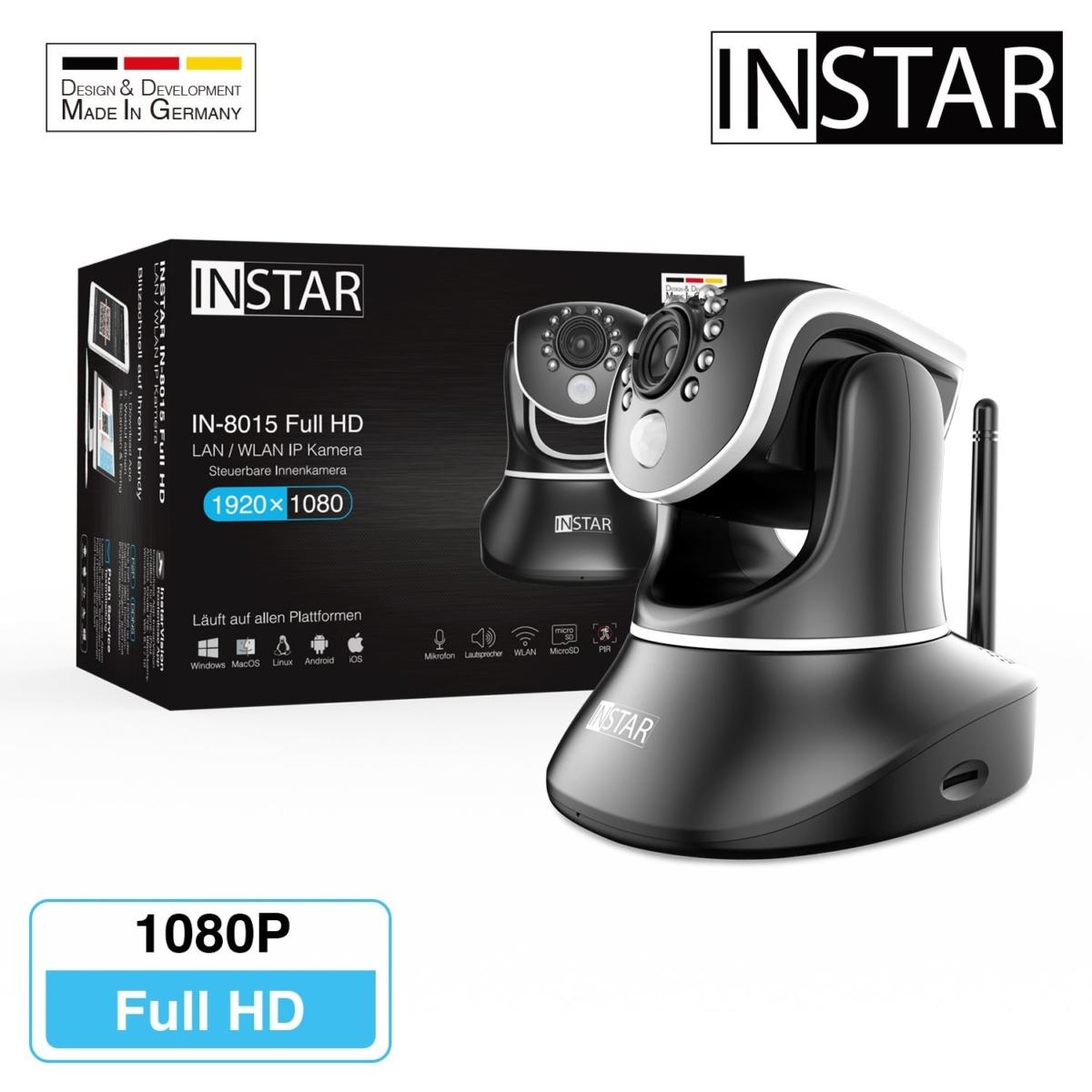 INSTAR IN-8015 Full HD - Überwachungskamera für den Innenbereich