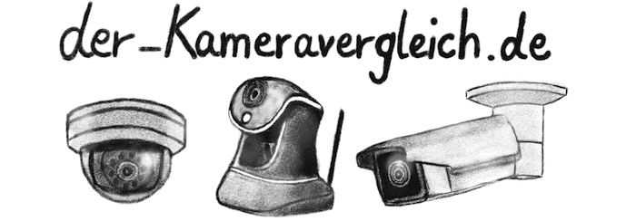 Header Überwachungskameras Zeichnung