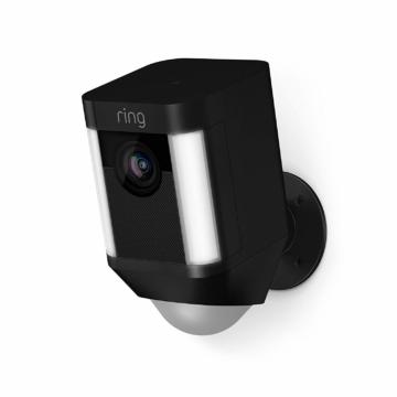 Ring Spotlight Cam Battery - Überwachungskamera für den Außenbereich mit Akku