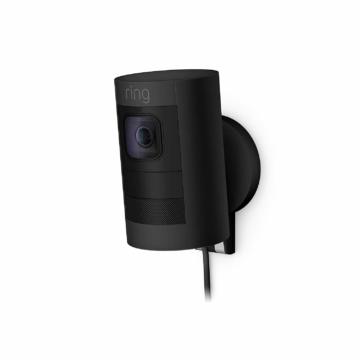 Ring Stick Up Cam Wired - Überwachungskamera für den Innen- und Außenbereich