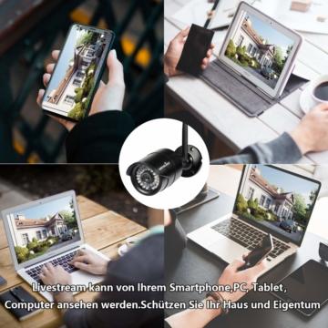 Wansview 1080p Außen - Bild 6