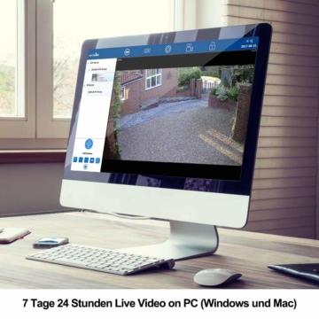 Wansview 1080p Außen - Bild 7