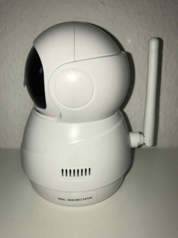 Apeman ID 73 - Überwachungskamera - Rechte Seite