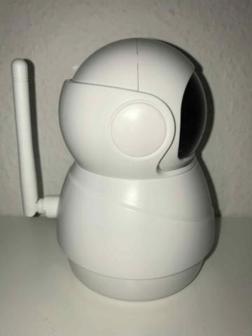 Apeman ID 73 - Überwachungskamera - Linke Seite