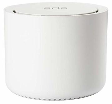 Arlo HD WLAN Überwachungskamera, 1er Set, kabellos, Innen / Aussen, Bewegungsmelder, Nachtsicht, Smart Home, CCTV, wetterfest, VMS3130, Weiß - 12