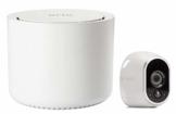 Arlo HD WLAN Überwachungskamera, 1er Set, kabellos, Innen / Aussen, Bewegungsmelder, Nachtsicht, Smart Home, CCTV, wetterfest, VMS3130, Weiß - 1
